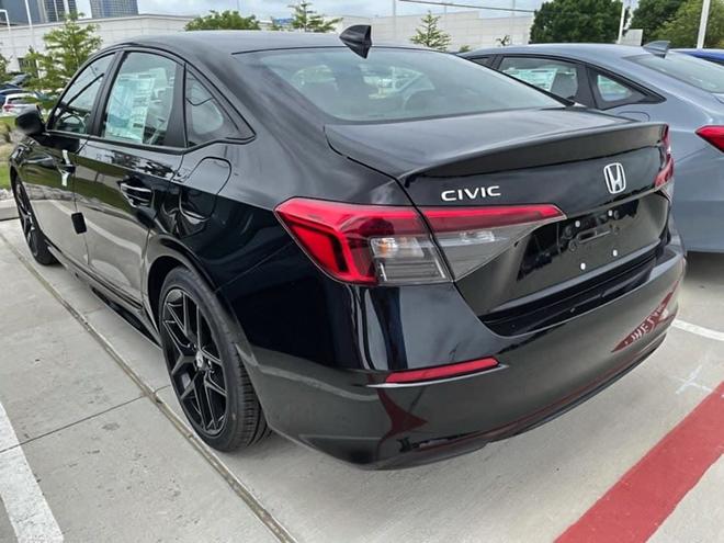 Ảnh thực tế Honda Civic thế hệ mới tại Mỹ, sớm có mặt tại Việt Nam - 4