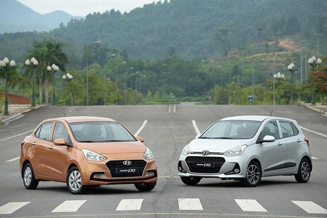 Hyundai Grand I10 – Chiếc xe đô thị tiện ích - 1