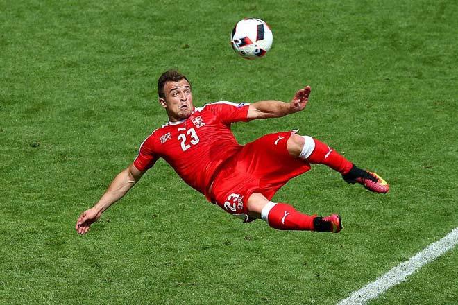 """""""Messi Thụy Sĩ"""" sinh ra để ghi siêu phẩm ở World Cup - EURO, Ronaldo phải nể - 1"""