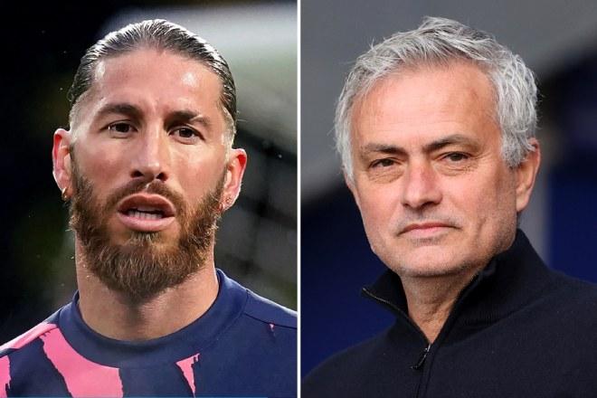 Tin mới nhất bóng đá tối 21/6: Mourinho chiêu dụ Ramos về AS Roma - 1