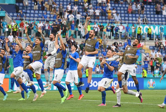 Vì sao ĐT Italia xứng đáng là ứng viên số 1 cho chức vô địch EURO 2020? - 1