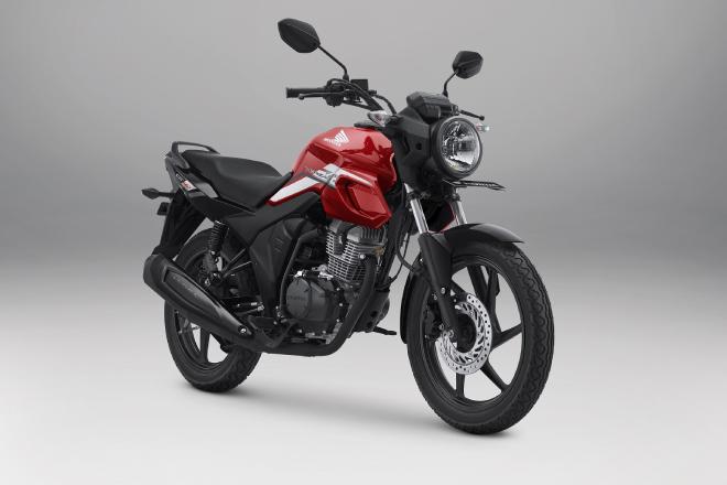Xe côn tay 2021 Honda CB150 Verza bán 2 phiên bản, chốt giá 32,5 triệu đồng - 1