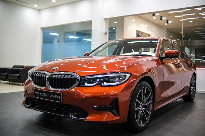Đại lý giảm giá BMW 3-Series, cao nhất gần 200 triệu đồng - 1