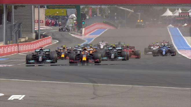 """Đua xe F1, chặng France GP: Red Bull dùng chiêu """"gậy ông đập lưng ông"""" - 1"""