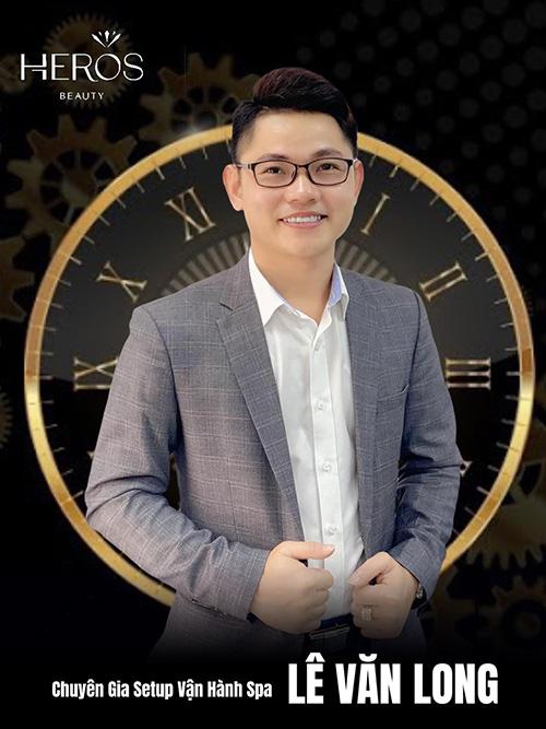 Lãnh đạo cấp cao Lê Văn Long tận tâm cống hiến cho ngành thẩm mỹ Việt - 1