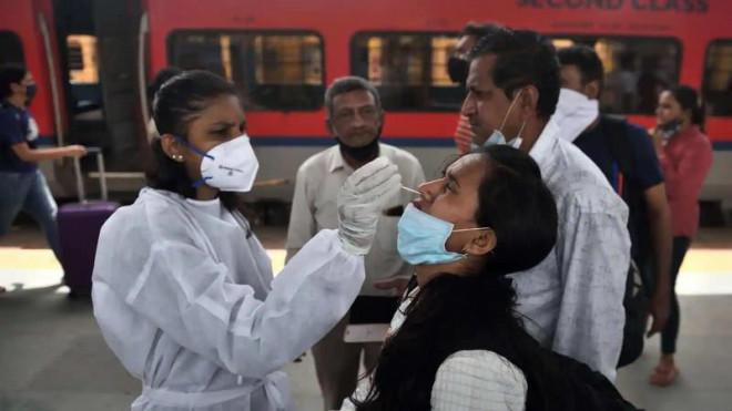 Thêm nhiều ca nhiễm biến thể Delta+ mới nổi lên ở Ấn Độ - 1