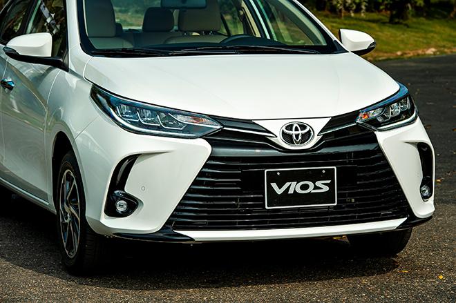 Lý giải điều hoà Toyota Vios 2021 vượt trội, góp sức giúp doanh số đi đầu phân khúc - 1