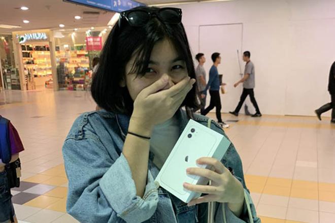 Cuối tuần này, iPhone 11 VN/A có giá bán cực sốc - 1