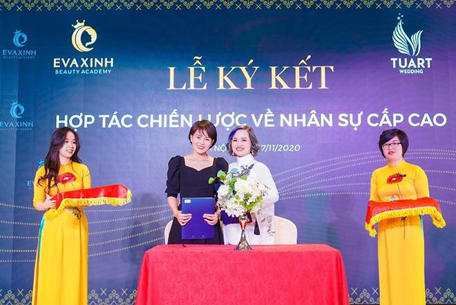CEO Đỗ Thị Thu Trang (Trang Eva Xinh) thành công nhờ nghề thẩm mỹ - 1