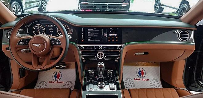Cận cảnh mẫu xe hàng hiếm Bentley Flying Spur First Edition tại Hà Nội - 7