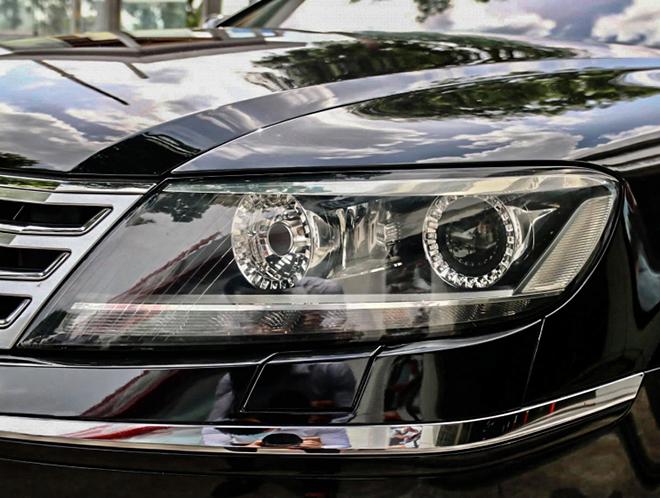Hàng hiếm Volkswagen Phaeton rao bán chưa đến 1 tỷ đồng tại Việt Nam - 5