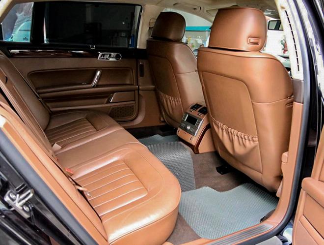Hàng hiếm Volkswagen Phaeton rao bán chưa đến 1 tỷ đồng tại Việt Nam - 10