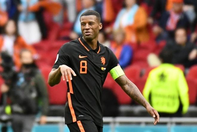 Ngôi sao EURO: Wijnaldum thăng hoa so kè Ronaldo, Hà Lan thắng như chẻ tre - 1