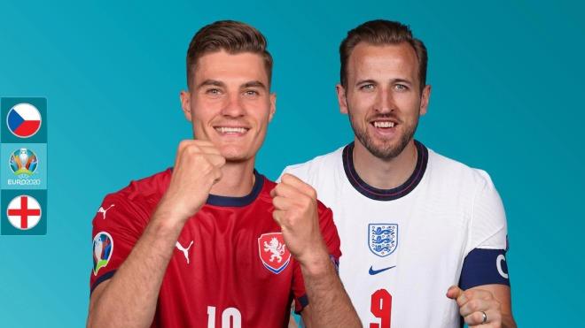 """Nhận định trận hot EURO: ĐT Anh gặp CH Séc toan tính ngôi đầu, Croatia đấu """"sinh tử"""" với Scotland - 1"""