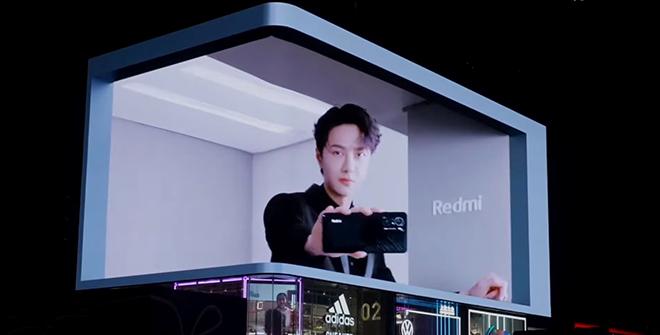 """Quảng cáo Billboard siêu """"đỉnh"""" của smartphone chơi game Xiaomi Redmi K40 - 1"""