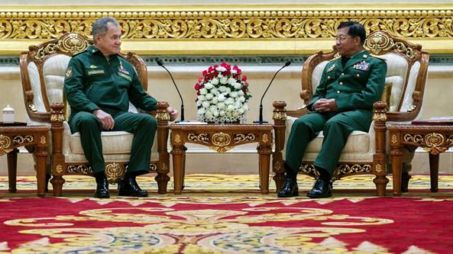 Tổng tư lệnh Myanmar: Nga giúp chúng tôi thành quân đội mạnh nhất khu vực - 1