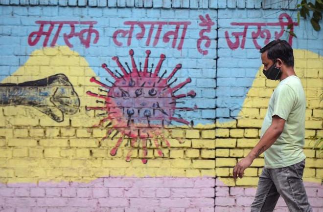 Từng lao đao vì biến thể Delta, Ấn Độ cảnh báo sự lây lan của Delta Cộng - 1