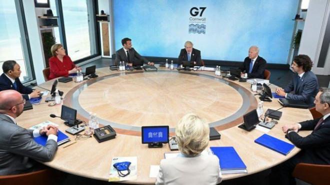 Siêu dự án hạ tầng của G7 khó đánh bại Vành đai - Con đường của Trung Quốc - 1