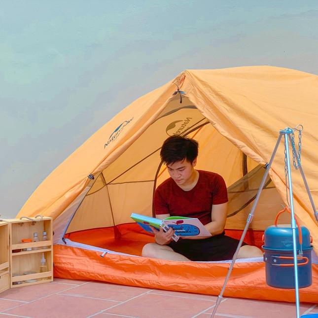 """Ở nhà vẫn """"lạnh gáy"""": Cắm trại ngay trong nhà mình, tại sao không?  - 6"""