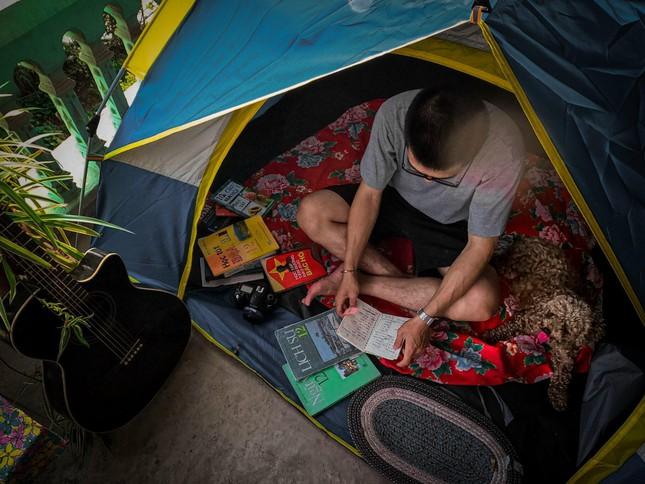 """Ở nhà vẫn """"lạnh gáy"""": Cắm trại ngay trong nhà mình, tại sao không?  - 3"""
