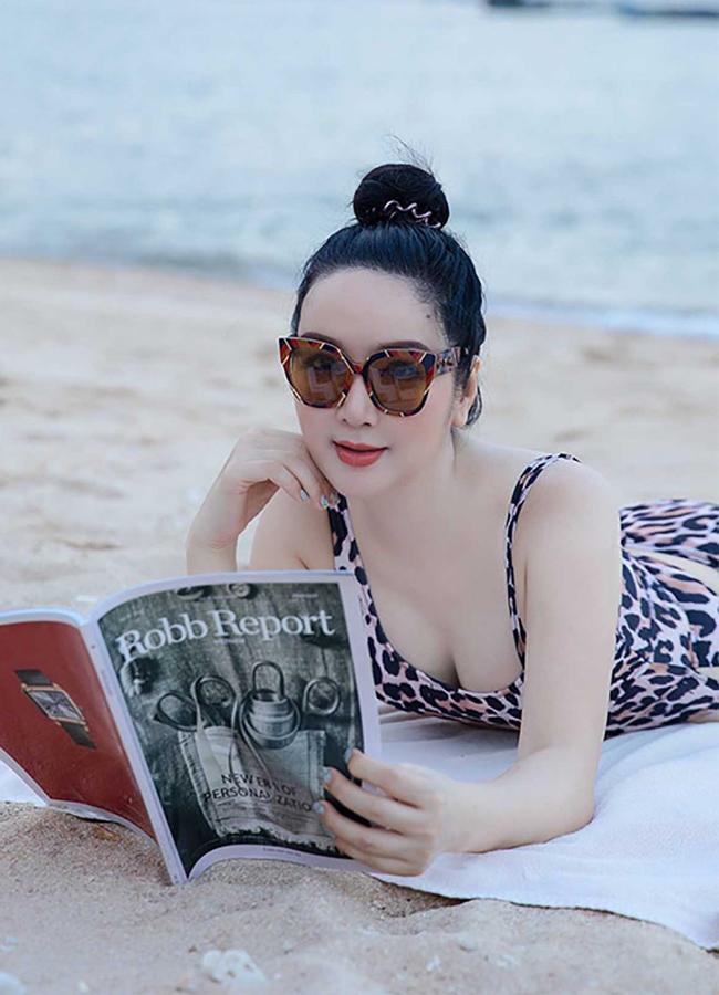 Cô từng có mối quan hệ gắn bó với nhiều đại gia Việtsở hữukhối tài sản hàng trăm,nghìn tỷ đồng.