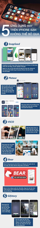 5 ứng dụng hay trên iPhone có thể bạn không biết - 1