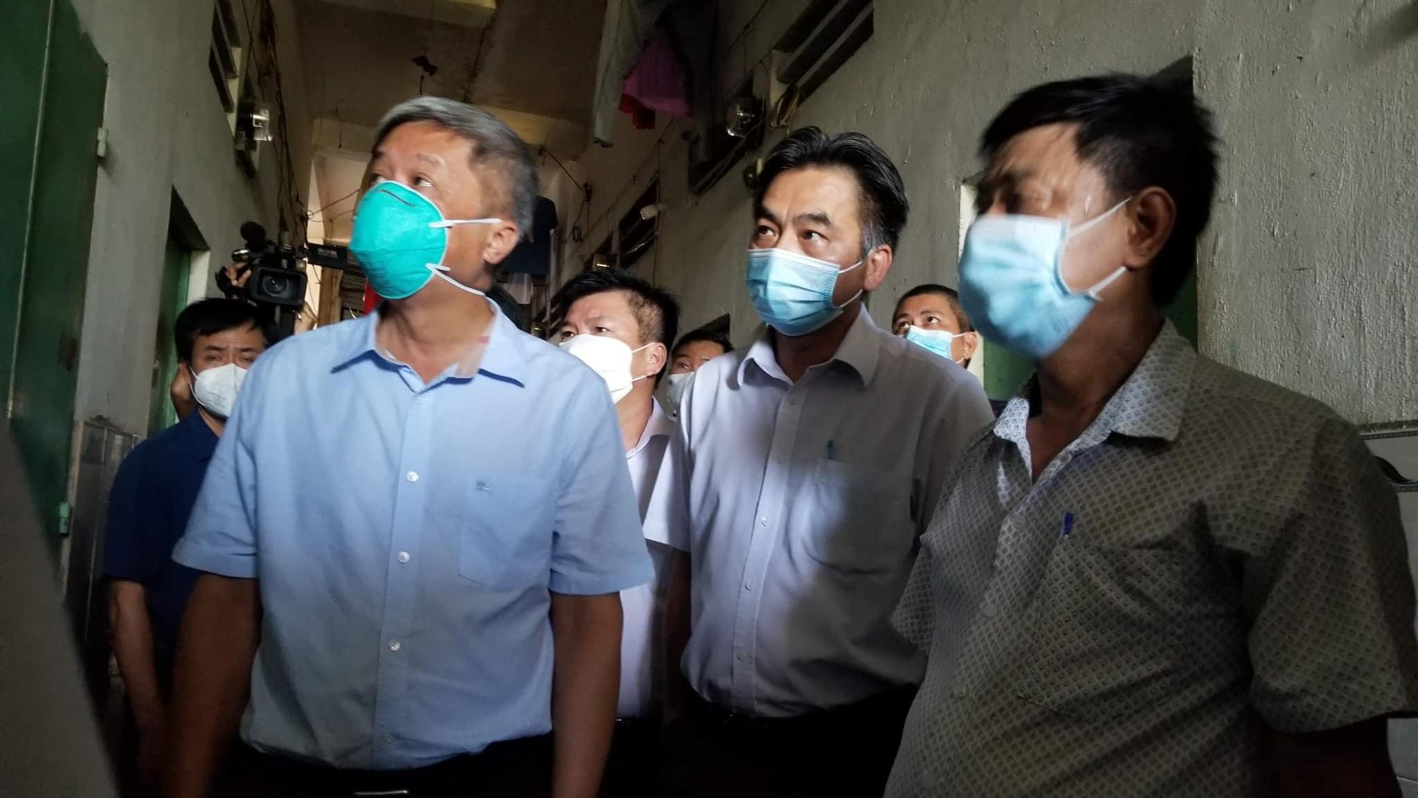 Bình Dương ghi nhận 164 ca mắc COVID-19, Bộ Y tế khuyến cáo siết chặt giãn cách xã hội TP. Thuận An - 1