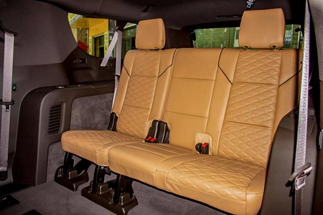 Cadillac Escalade mới trang bị động cơ V8 đầu tiên có mặt tại Việt Nam - 16