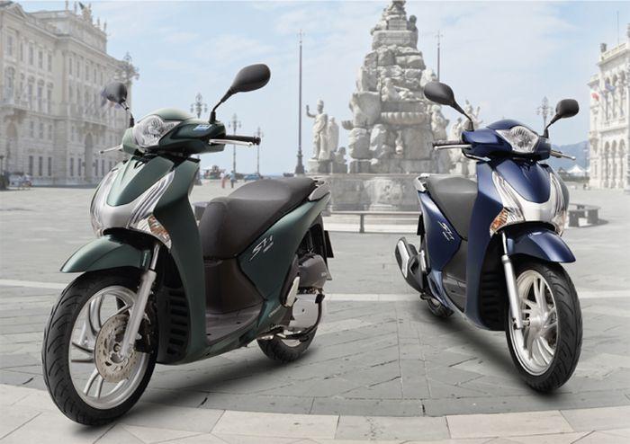 Honda SH150 vs SH125: Gần như tương đồng nhưng vẫn có điểm mạnh riêng - 1