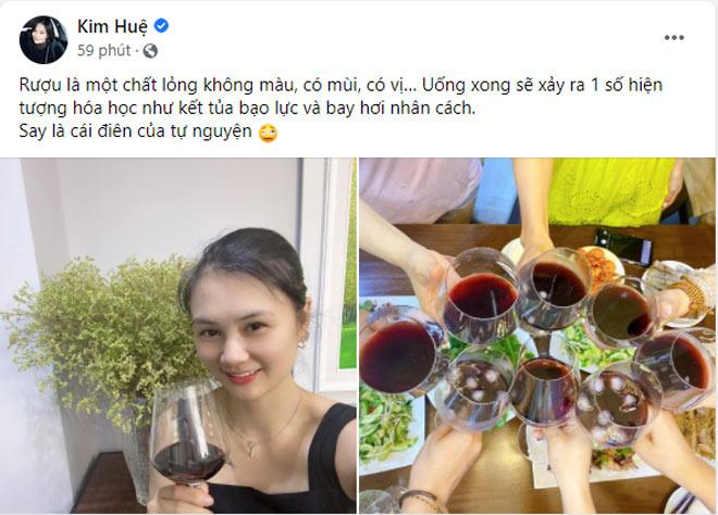 """Hoa khôi bóng chuyền Kim Huệ """"chém gió"""" về rượu, Thu Hoài khoe """"trộm"""" xoài"""