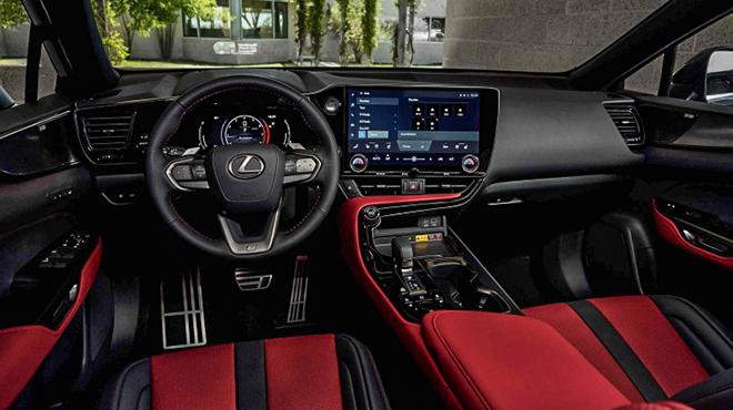 Lexus NX thế hệ thứ 2 ra mắt toàn cầu, sớm có mặt phục vụ khách hàng Việt - 11