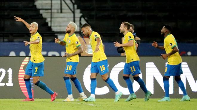 """Nhận định bóng đá Brazil - Colombia: Khó cản """"vũ công Samba"""" nhảy múa (Copa America) - 1"""