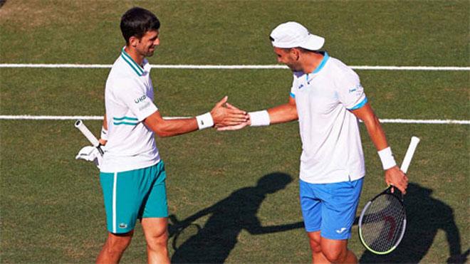 Nóng nhất thể thao tối 23/6: Djokovic thắng nhọc, Thiem rút lui giải tiền Wimbledon - 1