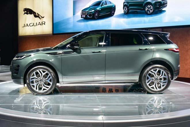 Ra mắt Range Rover Evoque L 2021, giá từ 1,38 tỷ đồng - 4
