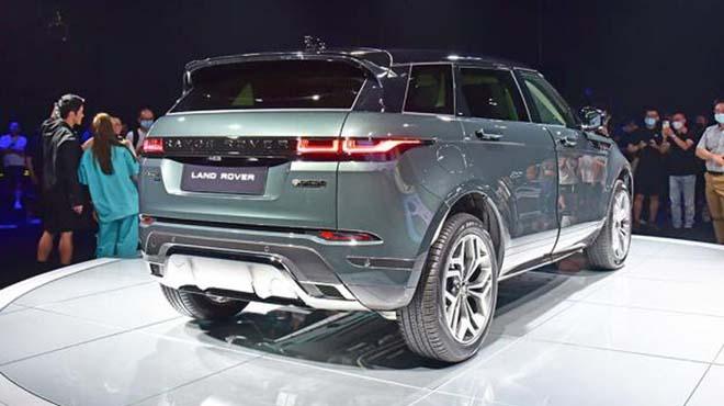Ra mắt Range Rover Evoque L 2021, giá từ 1,38 tỷ đồng - 9