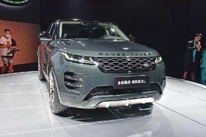 Ra mắt Range Rover Evoque L 2021, giá từ 1,38 tỷ đồng - 3