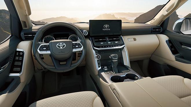 """Toyota Land Cruiser 2022 siêu ngầu """"trong vai"""" xe cảnh sát Dubai - 6"""