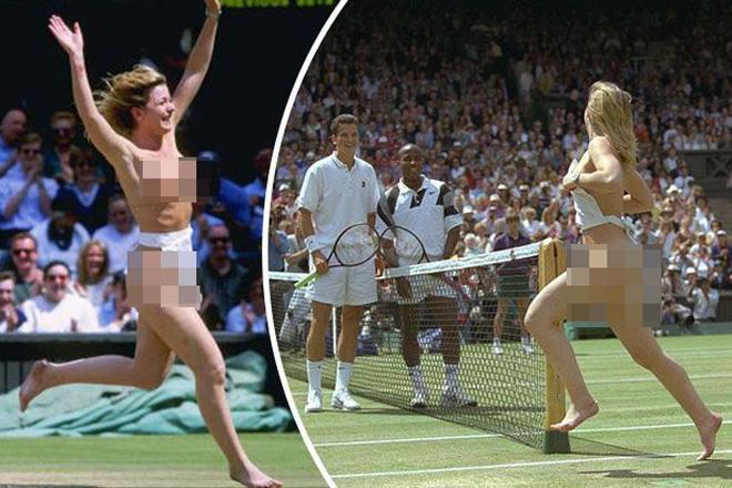 """""""Đỏ mặt"""" những sự cố ở Wimbledon sang trọng với màu trắng tinh khôi - 1"""