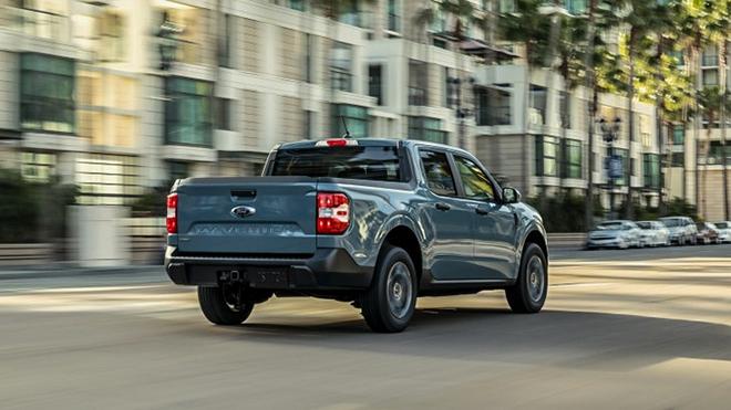 Xe bán tải Ford Maverick nhận hơn 36.000 đơn đặt hàng sau 1 tuần ra mắt - 3