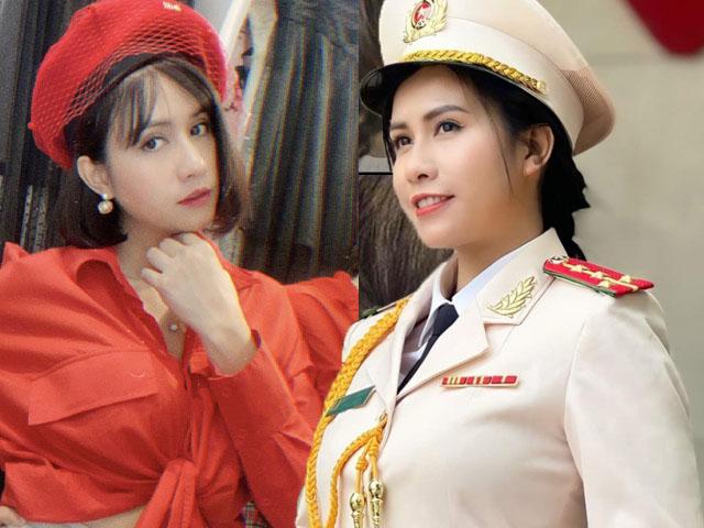 """Sao Việt - Nữ đại úy công an bầm dập vì vai """"tiểu tam"""" hé lộ hậu trường bất ngờ"""