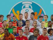Lịch thi đấu 1/8 vòng chung kết bóng đá EURO 2020: Kinh điển Anh đấu Đức, Bỉ gặp Bồ Đào Nha