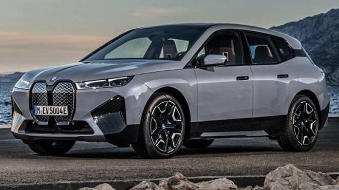 Ô tô điện BMW iX mở bán chính hãng, giá cao hơn 4 tỷ đồng - 1