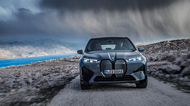 Ô tô điện BMW iX mở bán chính hãng, giá cao hơn 4 tỷ đồng - 6