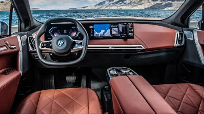 Ô tô điện BMW iX mở bán chính hãng, giá cao hơn 4 tỷ đồng - 7