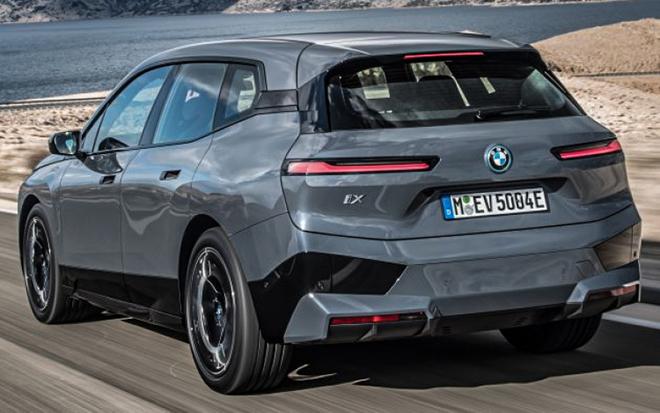 Ô tô điện BMW iX mở bán chính hãng, giá cao hơn 4 tỷ đồng - 3