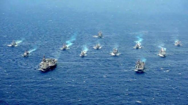 Mỹ rục rịch kế hoạch mới, dành hẳn hạm đội mạnh nhất tập trung Biển Đông - 1