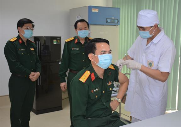 Thứ trưởng Quốc phòng là Phó Trưởng ban thường trực chỉ đạo chiến dịch tiêm vắc-xin Covid-19 - 1