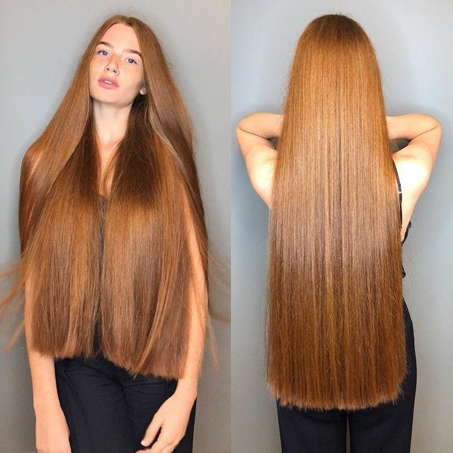 """7 lời khuyên vàng để có suối tóc đẹp như """"công chúa tóc mây nước Nga"""" - 2"""