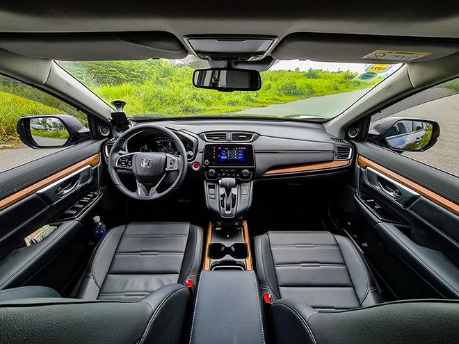 Bất ngờ Honda CRV giảm giá 150 triệu đồng tại một số đại lý - 4