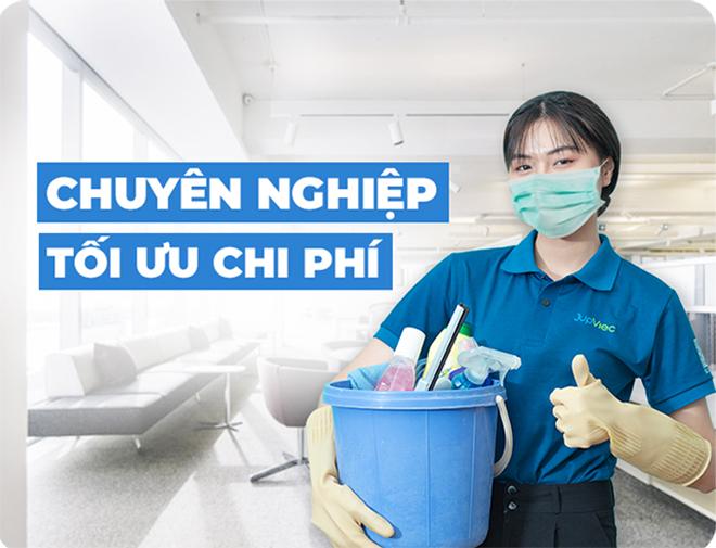 Dịch vụ vệ sinh văn phòng chuẩn Singapore uy tín, chuyên nghiệp - 1